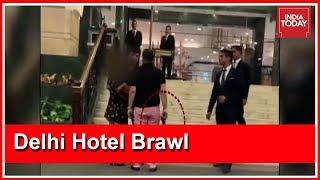 Download Delhi Hotel Brawl: Police Records Statements Of Hyatt Staffers, Security Guards Video