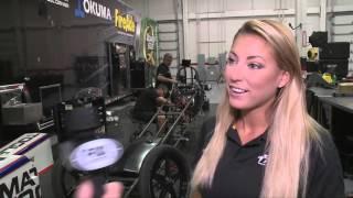 Download Top Fuel Pilot Leah Pritchett moves to Don Schumacher Racing Video