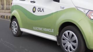 Download Ola partners with Govt to build an Electric Mobility Ecosystem Video