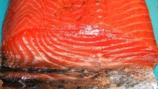 Download Salmón marinado (Gravlax) Video