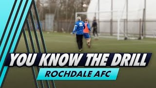 Download Jimmy Bullard's Toughest Drill Yet | You Know The Drill - Rochdale AFC with Callum Camps Video