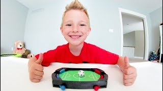 Download FATHER SON SMALLEST SOCCER EVER! Video