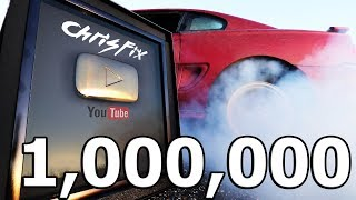 Download Pulled Over 1 Million Subscriber Celebration (Gold Play Button) Video