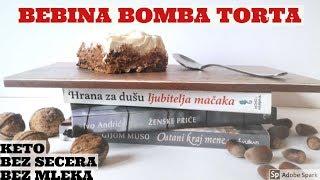 Download KETO BOMBA TORTA POGODNA I ZA DIJABETICARE / LOW CARB ISHRANA Video