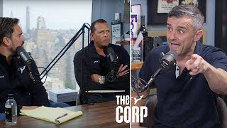 Download Gary V Tells A-Rod Why Kids Shouldn't Go To College Video