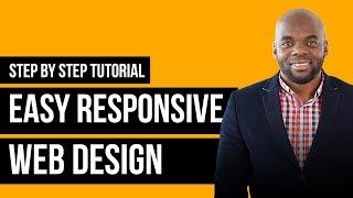 Download Responsive web design tutorial with Divi Video