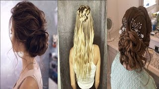 Download Latest Hairdo Compilations For Girls | Hottest of 2018 Video
