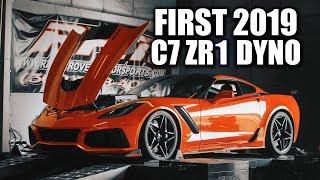 Download First 2019 C7 Corvette ZR1 Dyno Video Video