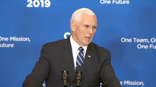 Download Mike Pence claims ISIS 'defeated' after US soldiers die in Syria attack Video