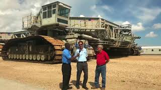Download Crawler crew explains how they move the mobile launcher Video