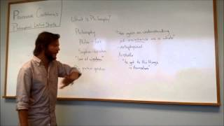 Download What is Philosophy? Part 1 Video