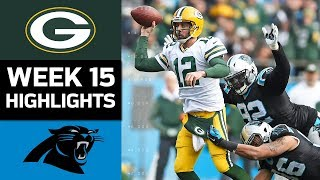 Download Packers vs. Panthers | NFL Week 15 Game Highlights Video