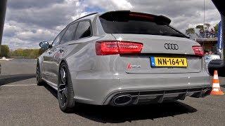 Download Audi RS6 Avant 4.0 TFSI V8 Quattro vs Mercedes-Benz E63S AMG Video