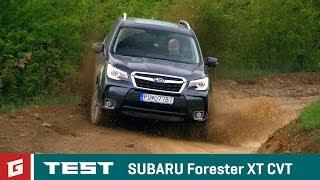Download SUBARU FORESTER XT CVT - TEST - GARÁŽ.TV - Rasťo Chvála Video