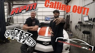 Download Calling Out Streetspeed717 Guitarmageddonzl1and Race Proven with the COWMARO!!! Video