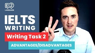 Download IELTS Writing Task 2 | ADVANTAGES / DISADVANTAGES ESSAY with Jay! Video