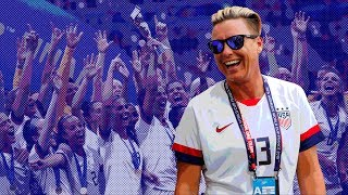 Download Abby Wambach talks USWNT's World Cup title, equal pay and responds to the haters | SportsPulse Video