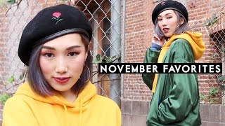 Download ❤️ November FASHION Favorites ❤️ | NEW Apartment! + beauty, lifestyle Video