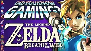 Download Zelda Breath of the Wild - Did You Know Gaming? Feat. Furst Video