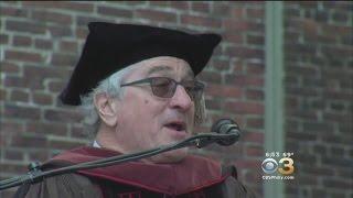 Download Brown University Honors Actor Robert De Niro With Doctorate Video