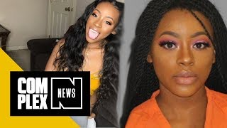 Download This Woman Is Getting Bombarded With Makeup Tutorial Requests As Mugshot Goes Viral Video