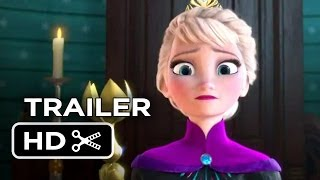 Download Frozen Official Elsa Trailer (2013) - Disney Animated Movie HD Video