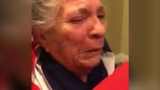 Download Grandmother's emotional reaction to Castro's death Video