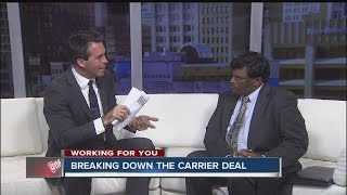 Download IU Kelley School of Business professor breaks down the Carrier deal Video