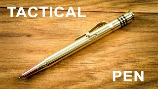 Download Tactical Self-Defense Pen How to Make Video