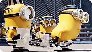 Download DESPICABLE ME 3 Minions Prison Trailer (2017) Video