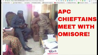 Download OSUN ELECTION: APC CHIEFTAINS STORM OMISORE's COMPOUND Video