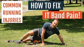 Download Common Running Injuries : Fixing IT Band Pain Video