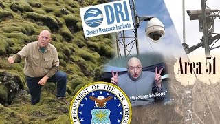 Download Area 51 Weather Stations: What Are They Really For? - An Investigation by Glenn Campbell Video