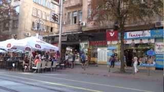 Download Walk in Sofia, Bulgaria Video