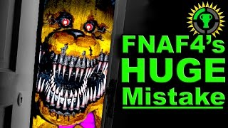 Download Game Theory: FNAF 4 got it ALL WRONG! Video