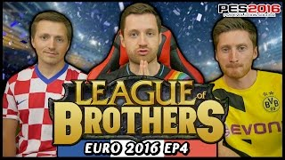 Download LEAGUE OF BROTHERS! - PES EURO 2016! - #4 Video