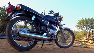 Download Yamaha RX 100 - Blast From The Past Review #DinosVlogs Video