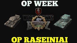 Download Wotb: OP week | OP Raseiniai Video