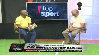Download Veteran journalist Roy Gachuhi reflects on his career and the state of local sports Video