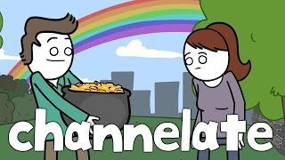 Download Explosm Presents: Channelate - Shortie Shorts 04 St. Paddy's Day Video