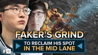 Download The Unbenchable Demon King: Faker's Grind to Reclaim His Spot in the Mid Lane Video