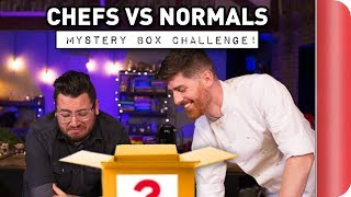 Download MYSTERY BOX FOOD CHALLENGE | EP .1 Love your guts! Video