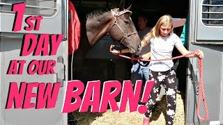 Download FIRST DAY AT OUR NEW BARN! Day 269 (09/29/18) Video