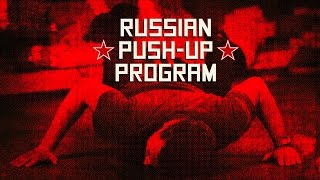 Download Testing The ″Evil Russian″ Push-Up Program Video