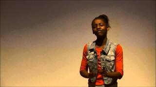 Download If You Give a Child a Word— spoken art | Brandon Sanders and Mikeala Miller | TEDxYouth@FtWorth Video