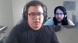 Download Imaqtpie Defends Scarra From The Flames Towards Him | VoyBoy Insane AD Leblanc Outplay | Lol Moments Video