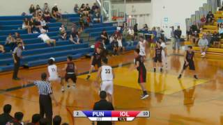 Download 2016-2017 Boys Basketball - Punahou vs 'Iolani (January 21, 2017) Video