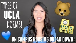 Download Types Of UCLA Dorms Rooms Explained! (Housing Breakdown) Video