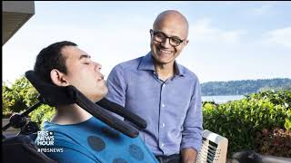 Download How Microsoft's CEO has 'hit refresh' in business and in life Video