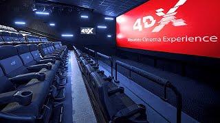 Download 4DX Cinemas Next Generation - Motion Seats, Wind, Fog, Lighting, Bubbles, Water & Scents Video